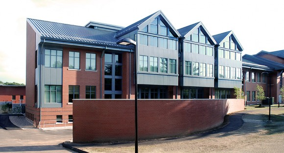 New building extension 2013